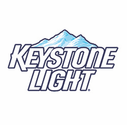 Keystone Light Stacked Logo 2 Color
