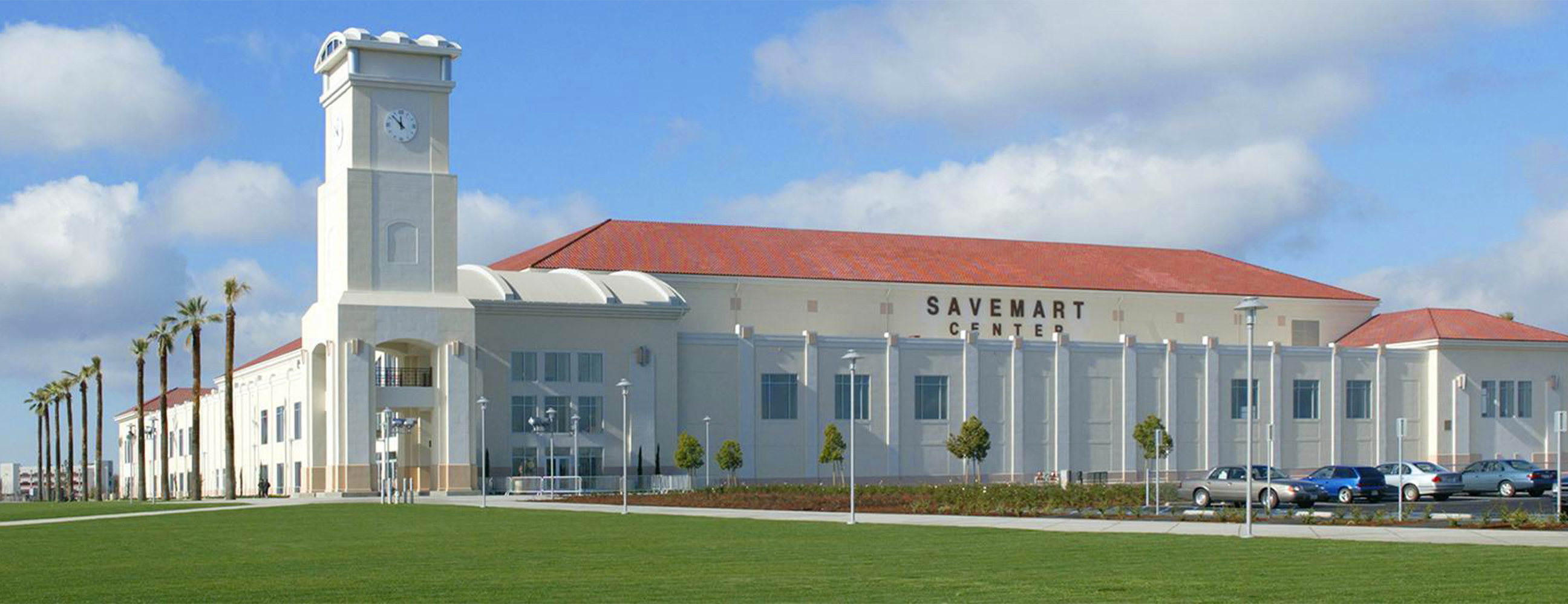 Savemart Center exterior