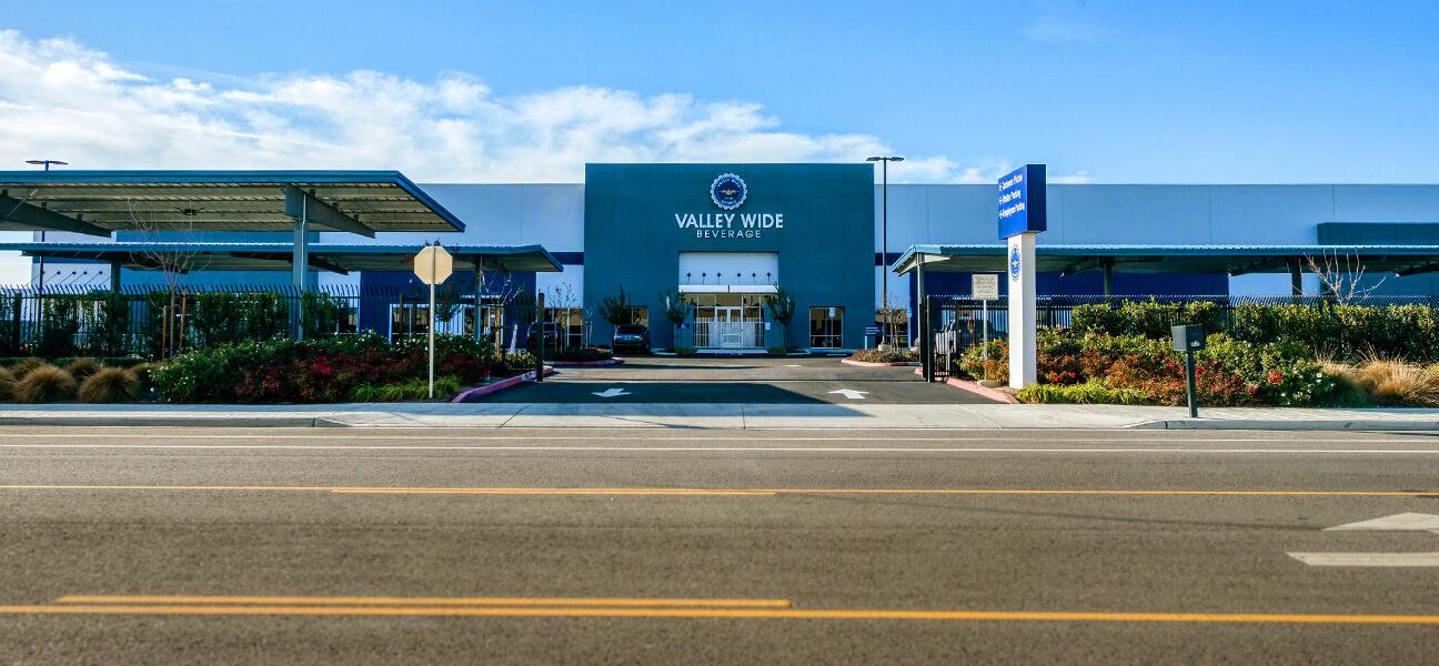 Valley Wide Beverage Building