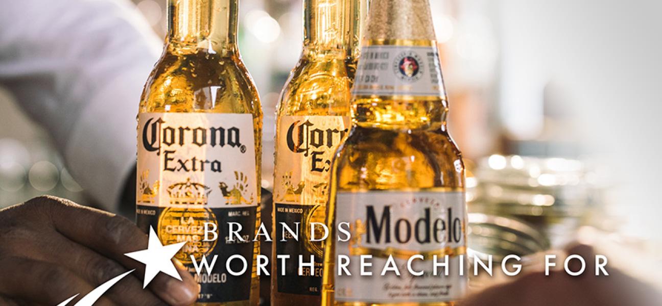 Corona Extra beverages